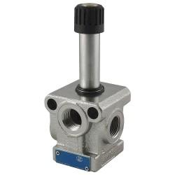 Déviateur 3V 60l/mn 3/8 VS82D sans bobine C48