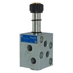 OCGF - Flow diverter 6V 25l/mn 1/4 VS120F 6AI without coil D36 - stackable