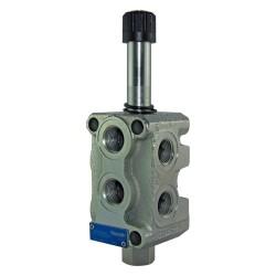 OCGF - Déviateur 6V 60l/mn 1/2 VS152 6EE sans bobine C48 drainage externe