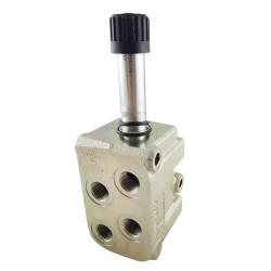 Déviateur 6V 60l/mn 3/8 VS161 6BI sans bobine C48