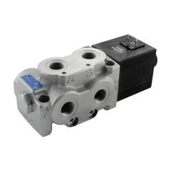 Déviateur 6V 140l/mn 1/2 VS311 6GI 12v cc