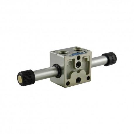 Empilable 4x3 ED2 50l/mn CF DZ 3/8'' B201 sans bobine C45