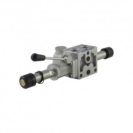 Empilable 4x3 ED2 50l/mn CF DZ 3/8'' B201 à levier sans bobine C45