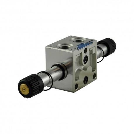 Empilable 4x3 ED2 50l/mn H DZ 3/8'' C201 sans bobine C45