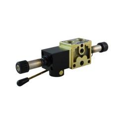 Empilable 4x3 ED2 50l/mn ABT DZ 3/8'' E201 à levier sans bobine C45