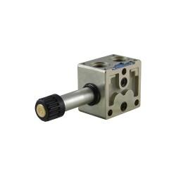 Empilable 4x2 ED2 50l/mn DZ 3/8'' X301 sans bobine C45