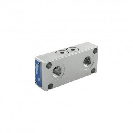 Emp. modular anti choc AB sur T 150 bar