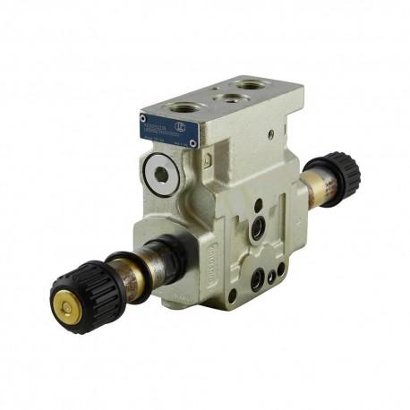 Emp. 4x3 16-25l/mn 3/8 CF ED FS Proport sans bob D15