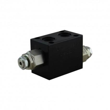Emp. modular limit pres AB EDM VM2/AB SB 3/8 40 à 180 bar