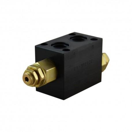 Empilable modulaire limiteur de pression