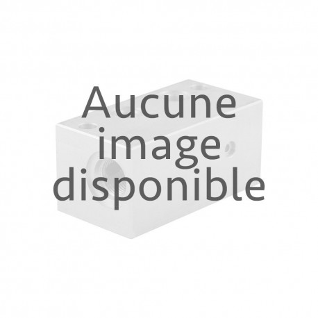 Modulaire AB 2X2 NF DB 12VCC