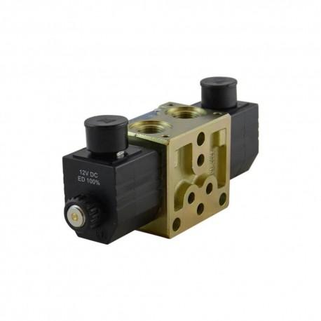 Emp. 4x3 30l/mn FLOAT DE avec coils 12v cc C36