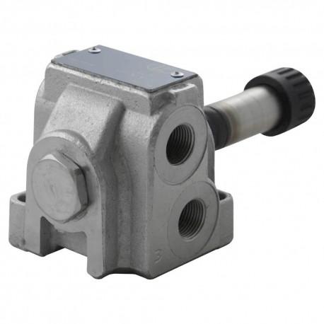 Distributeur cetop 3 4x2 70l/mn // X monobloc sans bobine