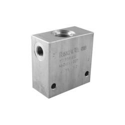 OCGF - Aluminium block 1/2 CA 10A 3C
