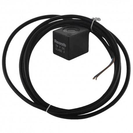 Bobine cartouche hydraulique EDI SYSTEM 24DC S8H cable 2600