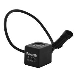 Bobine 12DC S8H 17W avec câble 300mm AMP