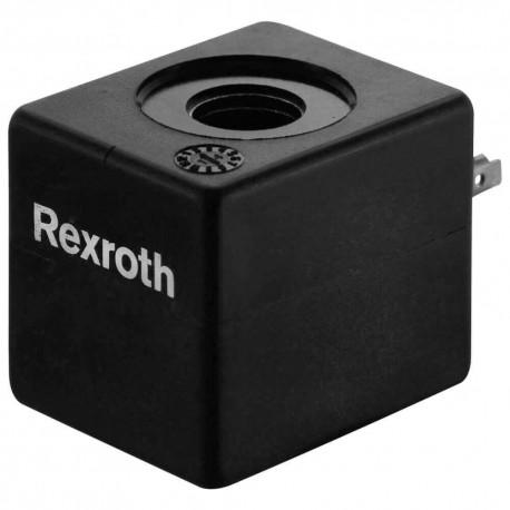 Bobine cartouche hydraulique oil Rexroth 48 volts RAC S8H