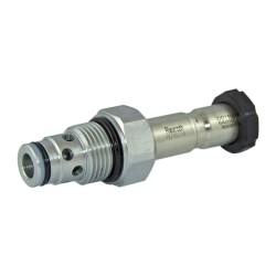 OCGF - Solenoid valve 2x2 70l/mn NF SB DP block 2 to1 VEI 16 10A NC