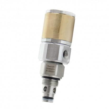 Distributeur 2x2 40l/mn NC SB pneumatic control VPI.8A.2A.06.NC.S