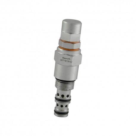 Électrovalve 3x2 30l/mn commande automatique VDP 32 20 à 60 bar