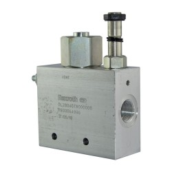 OCGF - Block Bypass 200l/mn VSP19 VEI 8A NA VS 10 350 bar 3/4