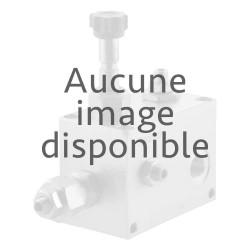 Bloc by-pass hydraulique complet 70l/mn Bobine à prévoir A