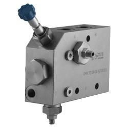 Valve marteau hydraulique montage en 3/4 pouce 200bar