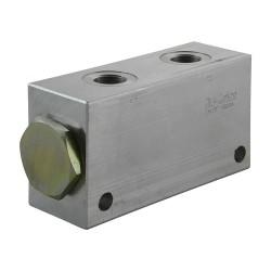 Flow divider 50/50 1/2 DRF 1238.38.B