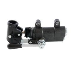 Pompe à main en ligne 20 cm3 soufflet et levier de décompression
