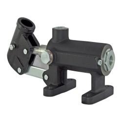 OCGF - Pompe à main en ligne 70 cm3 soufflet et sans volant de décompression