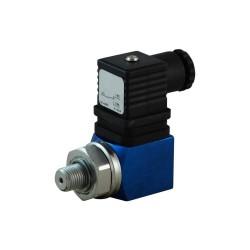 Pressure switch NO/NC 0,2 to 5 bar