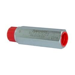 OCGF - Flow regulator 2V 1/2 VCDCH12 + MF setting to 33.5 l/mn