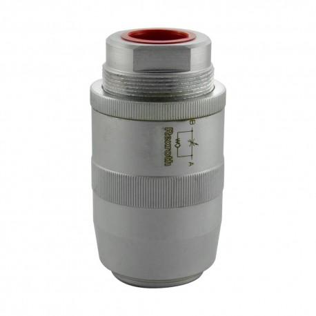 Way flow control valve 3/4'' 80l/mn 310 bar