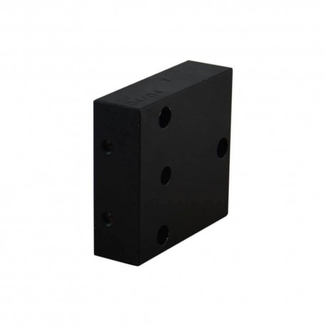 Outlet plate T 1/2