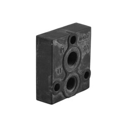 Outlet plate P 3/8