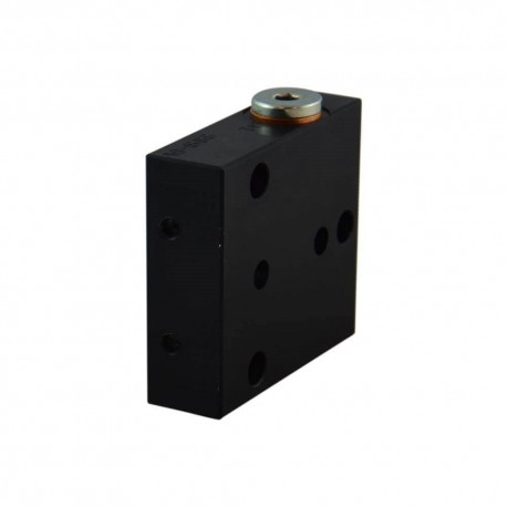 Outlet plate P & T 1/2
