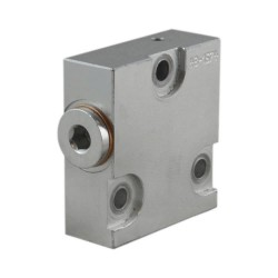 Outlet plate TC07 withLS 0.4mm