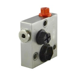 Outlet plate P3/8 T1/2 LS1/4