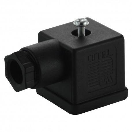 Connecteur standard noir