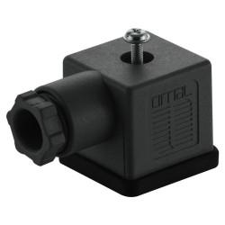 Connecteur standard gris